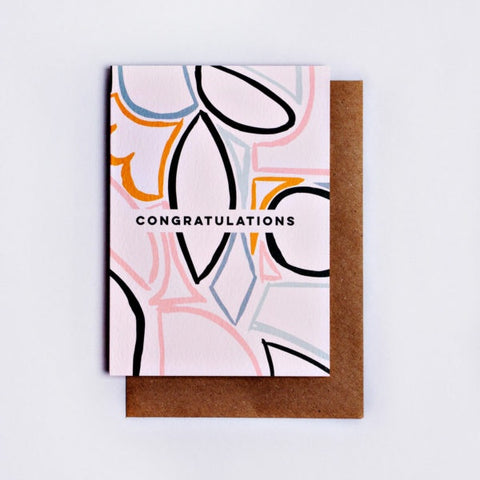 Congratulations Shapes