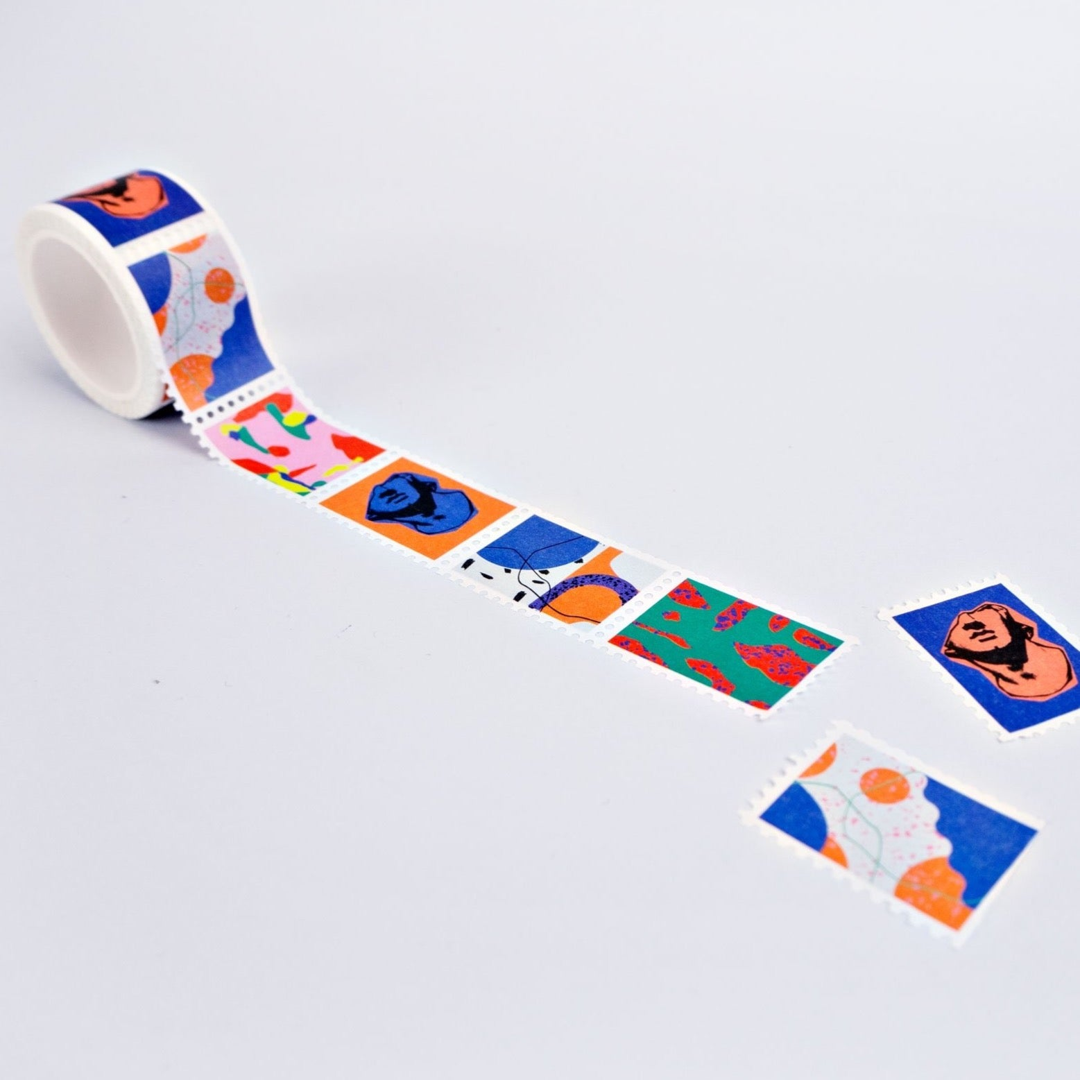 Washi Stamp - New York