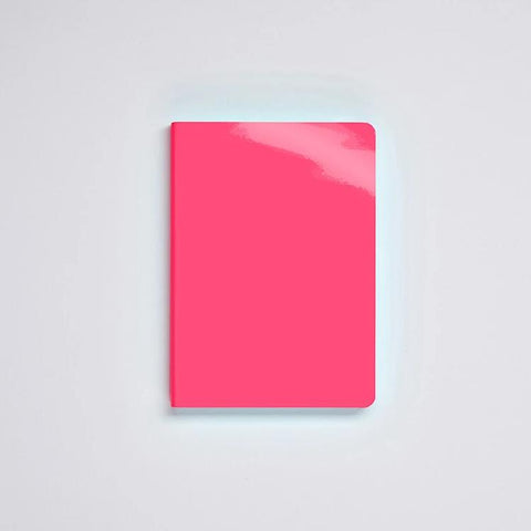 Candy Notebook - Neon Pink