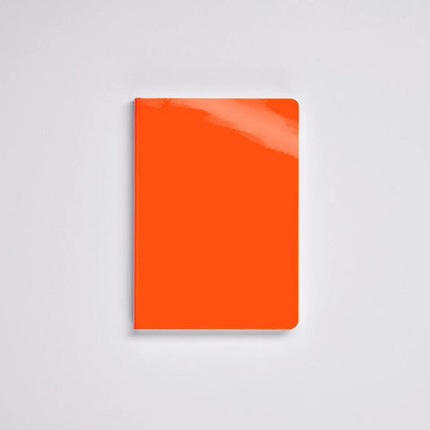 Candy Notebook - Neon Orange