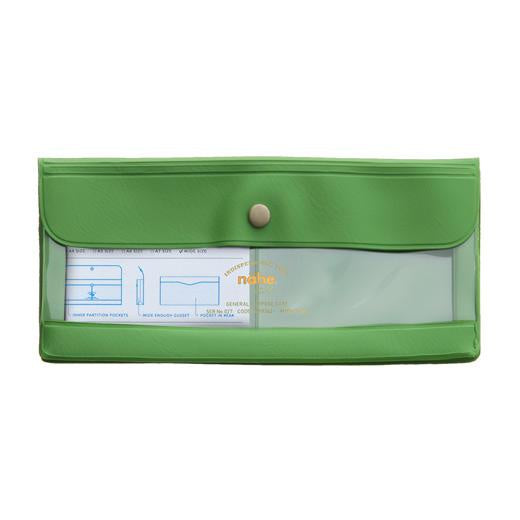 Nahe Pencil Case - Green