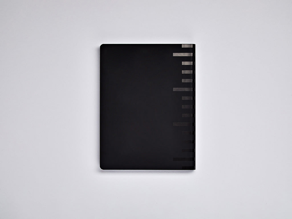 Graphic L Notebook - Millimeter