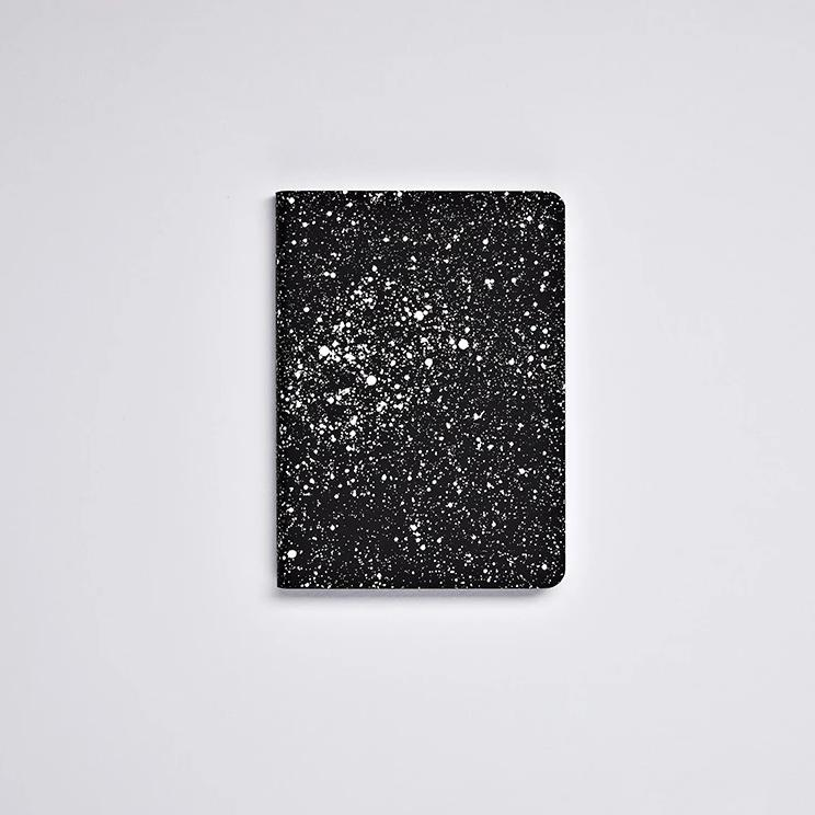 Graphic S Notebook - Milky Way