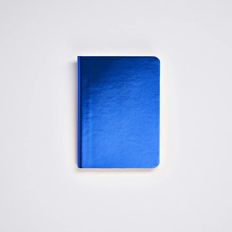 Shiny Starlet Notebook - Blue