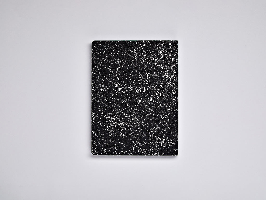 Graphic L Notebook - Milky Way