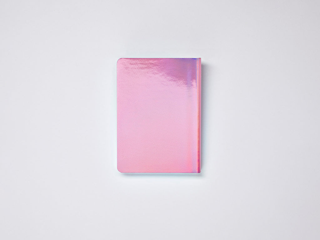 Pearl Notebook - Rose