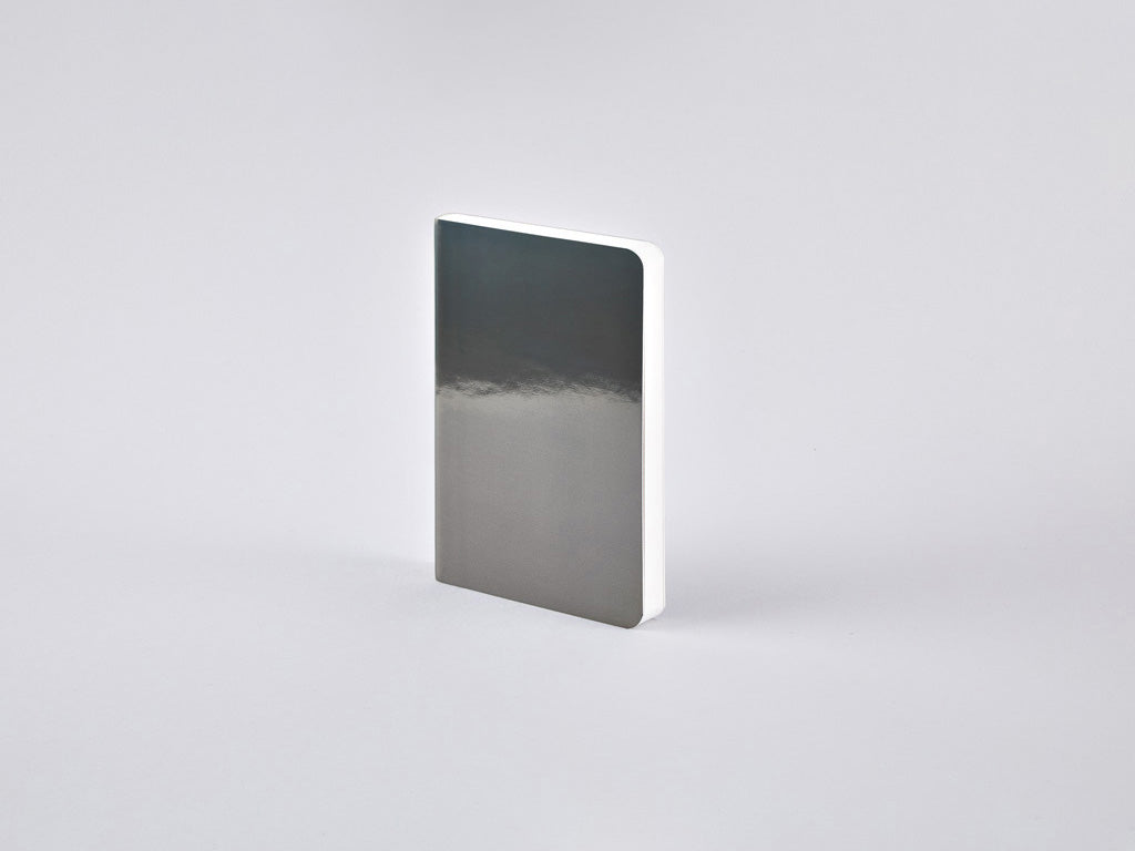 Pearl Notebook - Grey