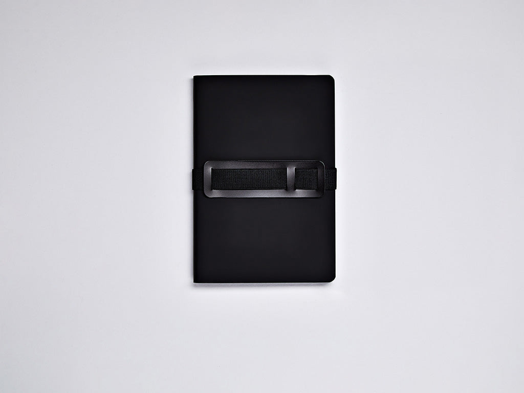 Voyager M Notebook - Black
