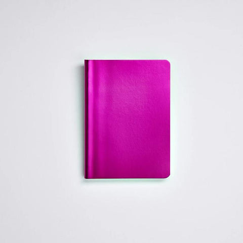 Shiny Starlet Notebook - Pink