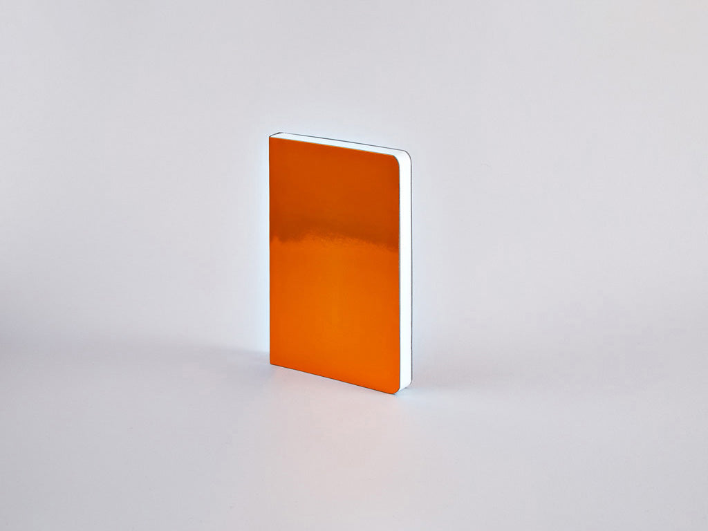 Shiny Starlet Notebook - Orange