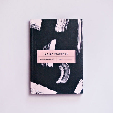 The Daily Planner Undated - Shipping early Feb