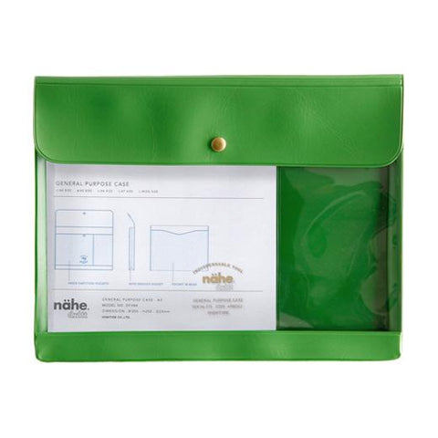 Nahe A5 Case - Green