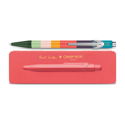 Paul Smith 849 Ballpoint - Coral Pink