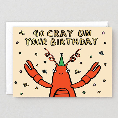 Go Cray on Your Birthday