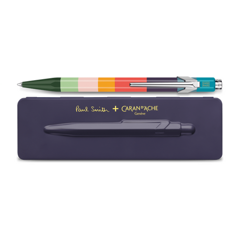Paul Smith 849 Ballpoint - Damson