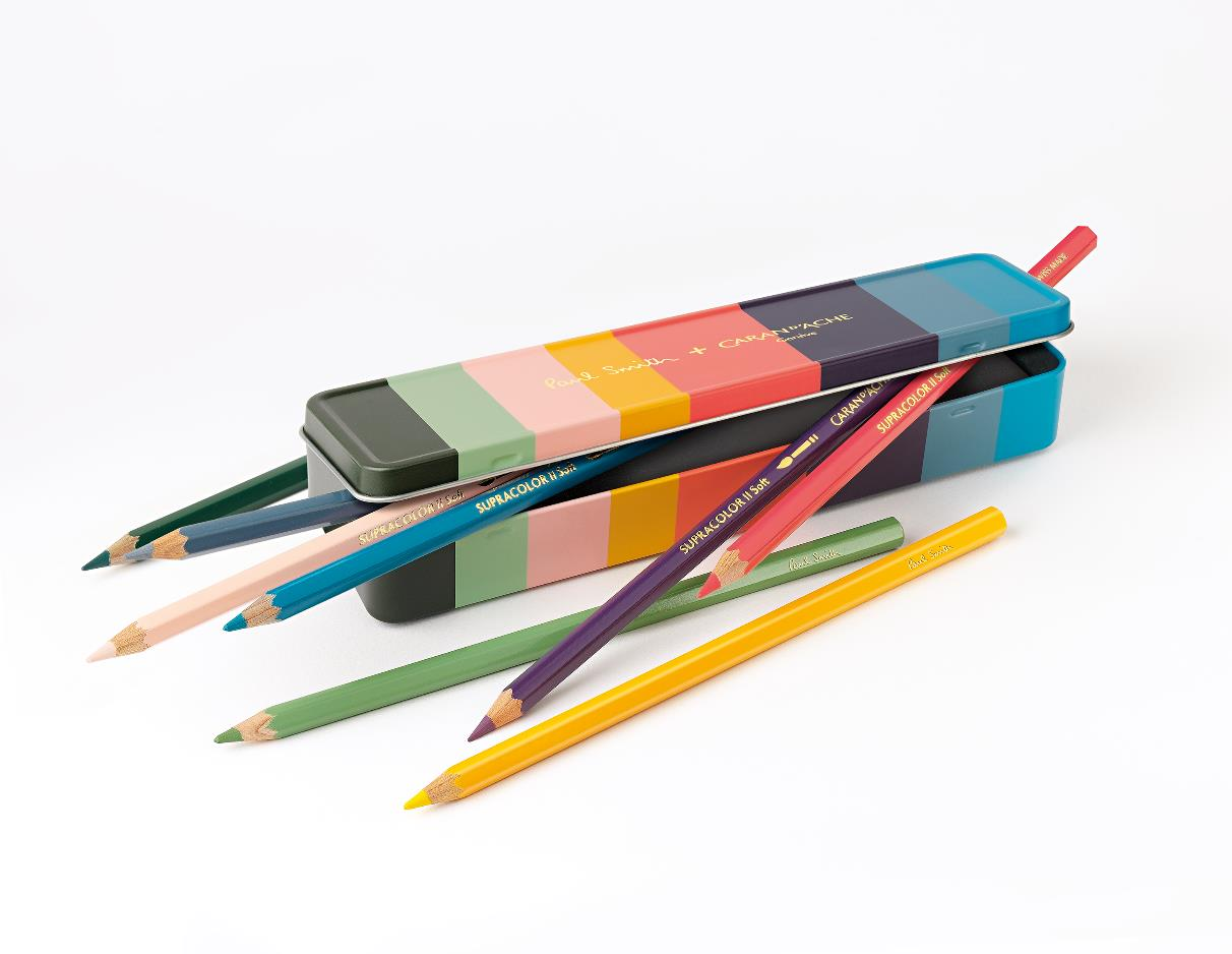 Paul Smith Supracolor - Set of 8
