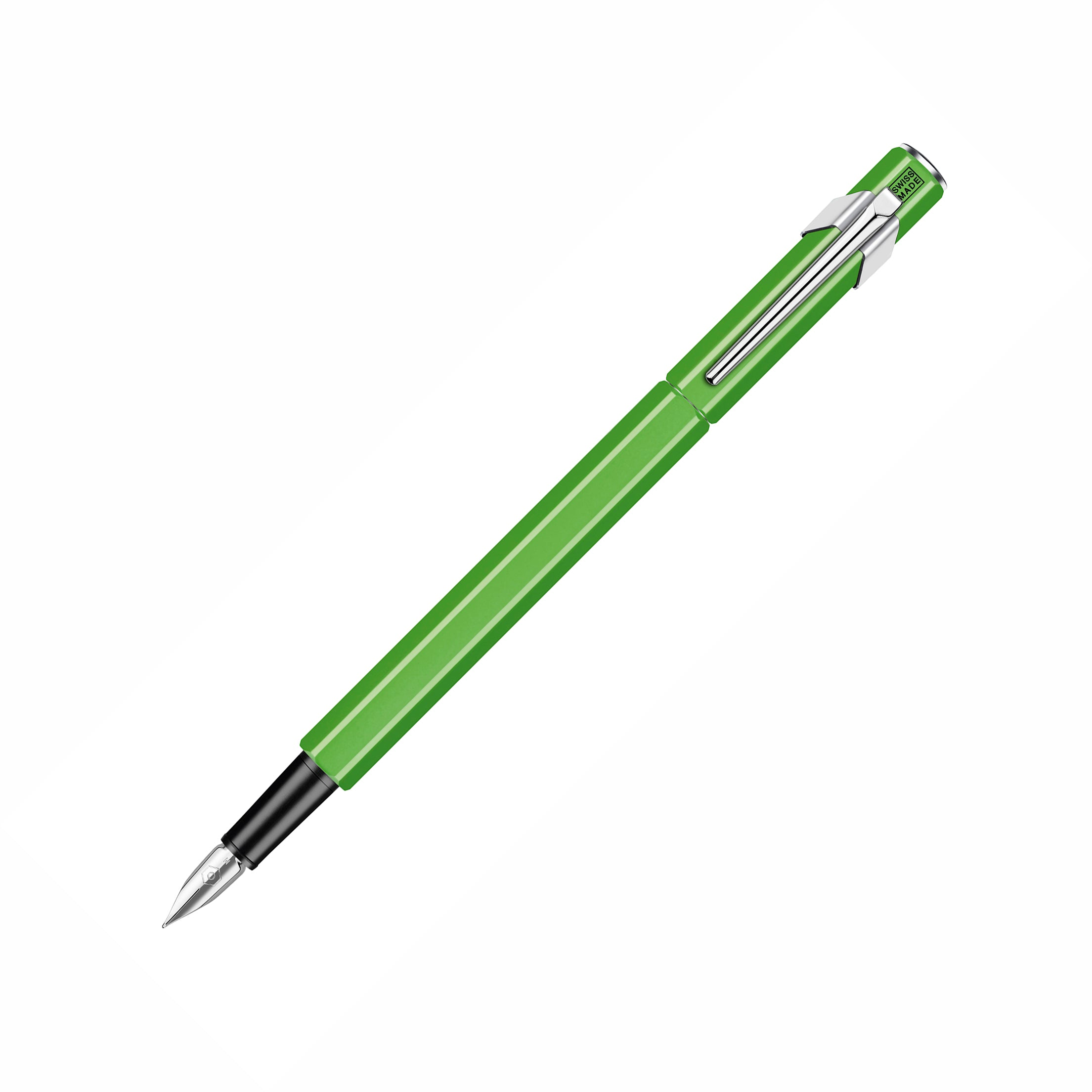 849 Fountain Pen - Medium Nib / Green