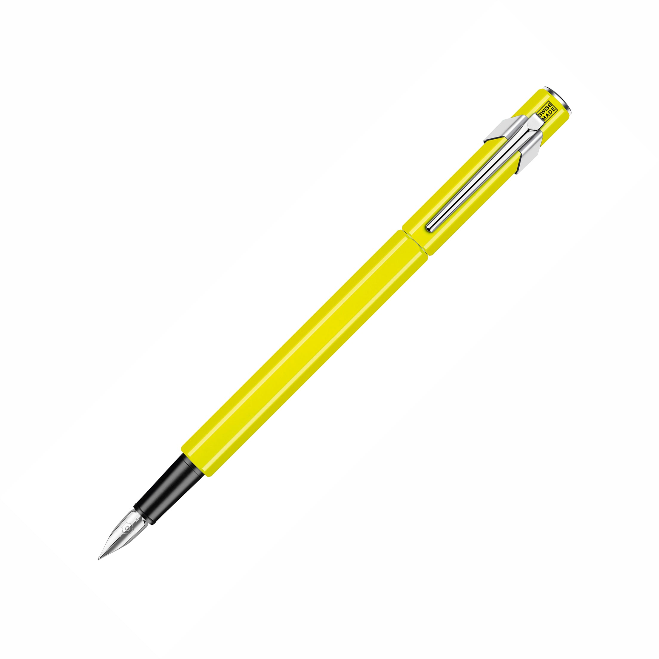 849 Fountain Pen - Medium Nib / Yellow