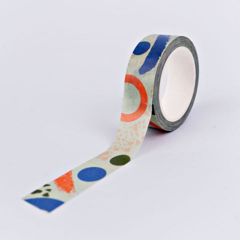 Washi Tape - Primary Memphis