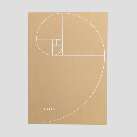 Ratio Notebook - Set of Three