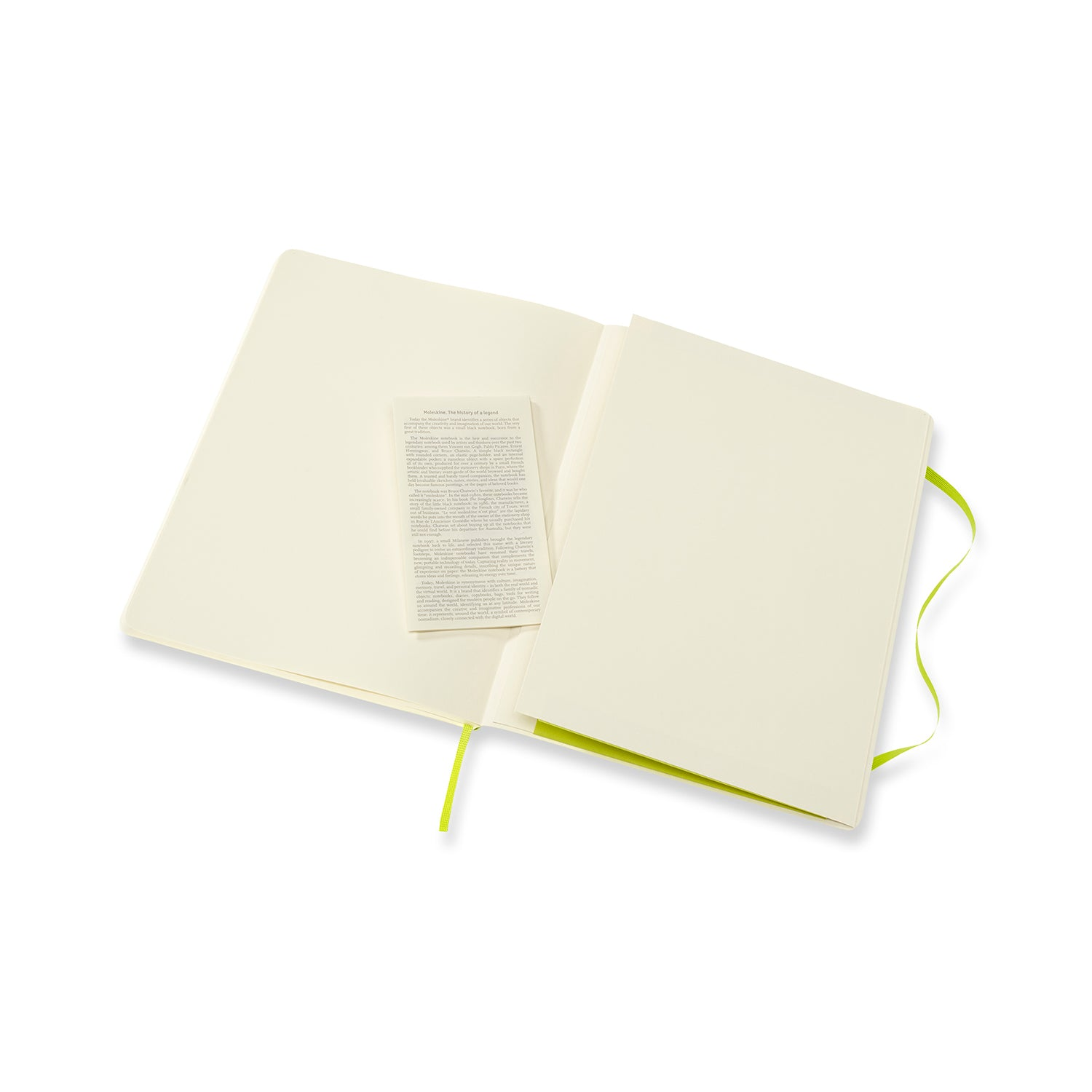 Extra-Large Soft Cover Notebook
