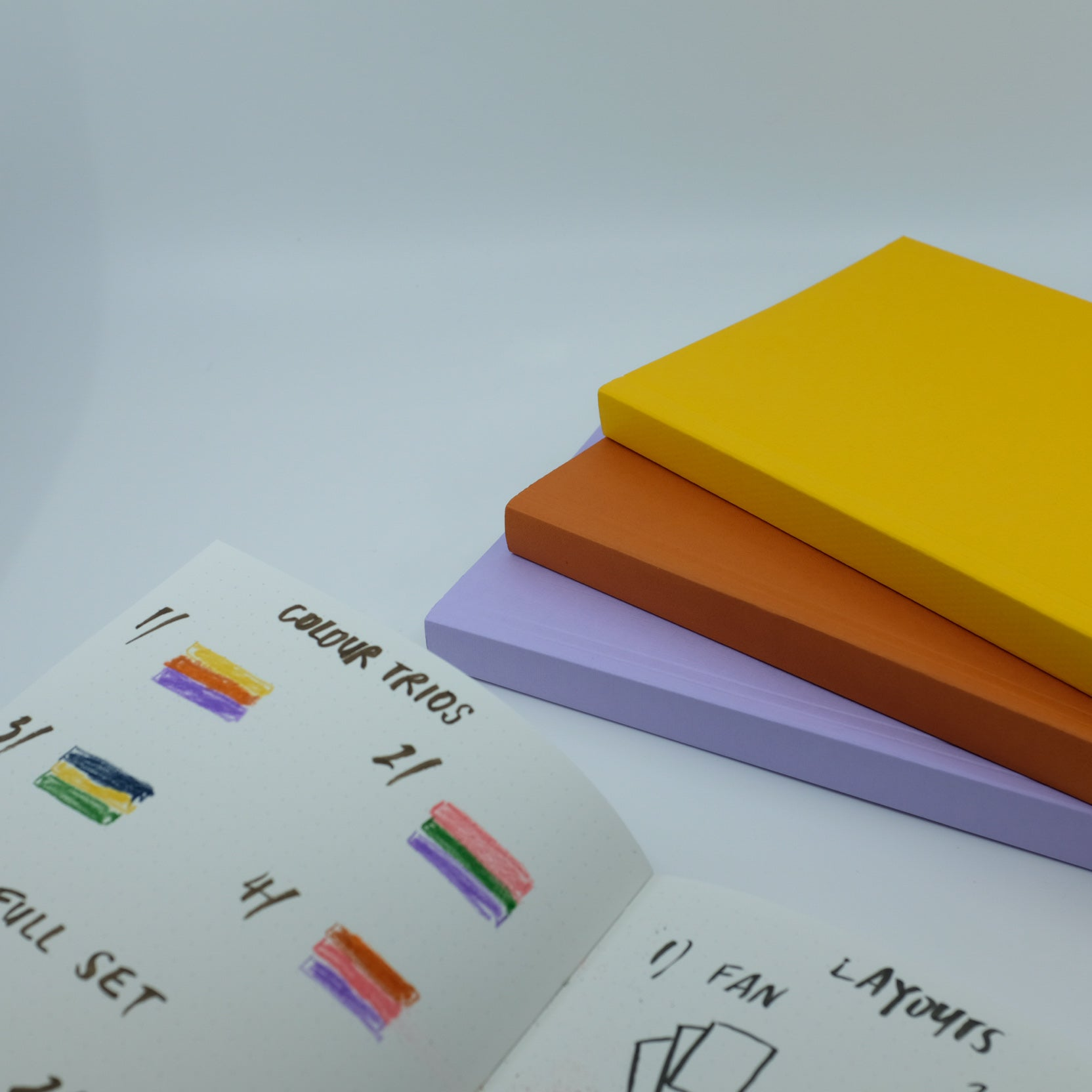 Yolk Notebook