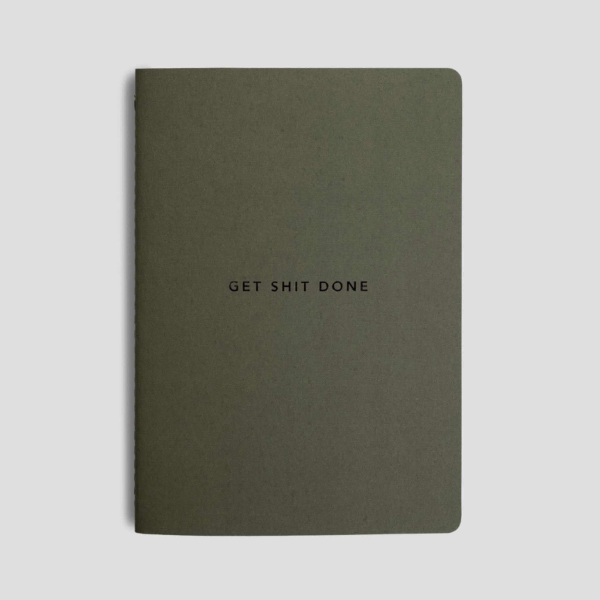 Get Shit Done - Minimal A5