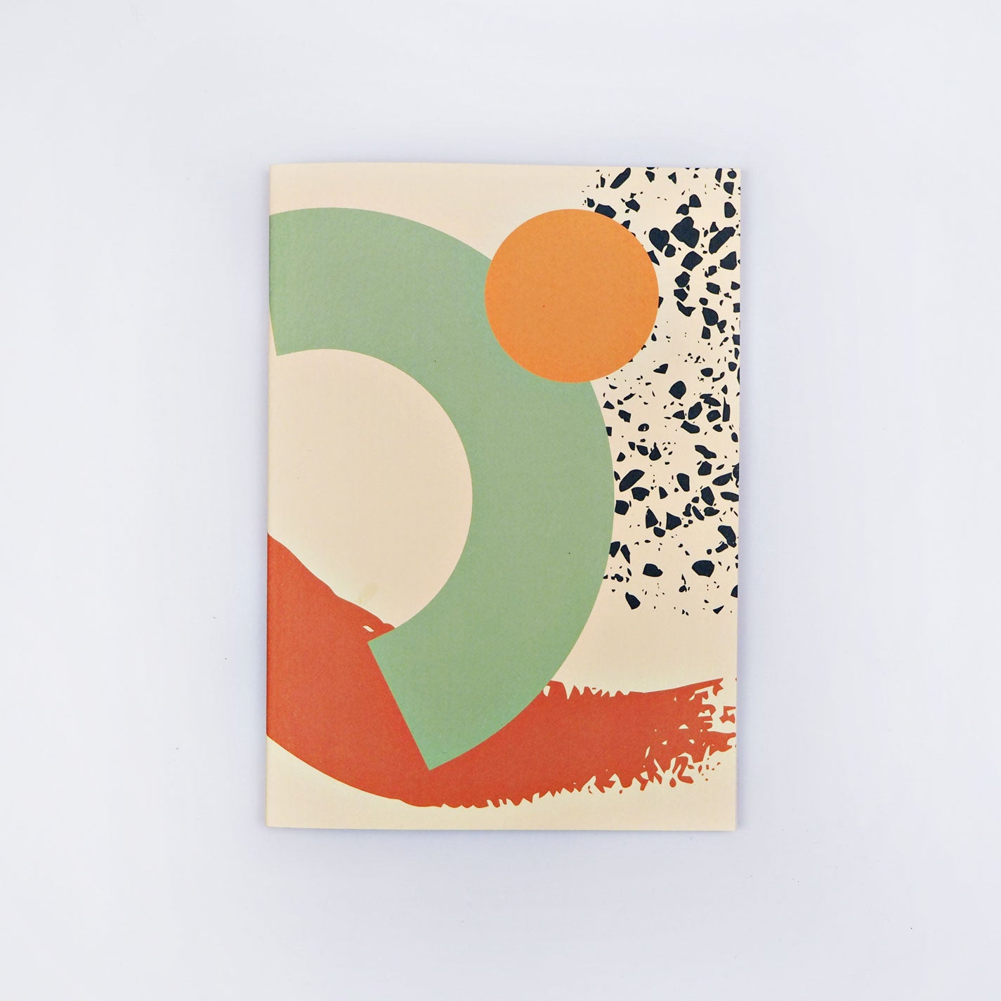 Softcover Sketchbook - Memphis Brush