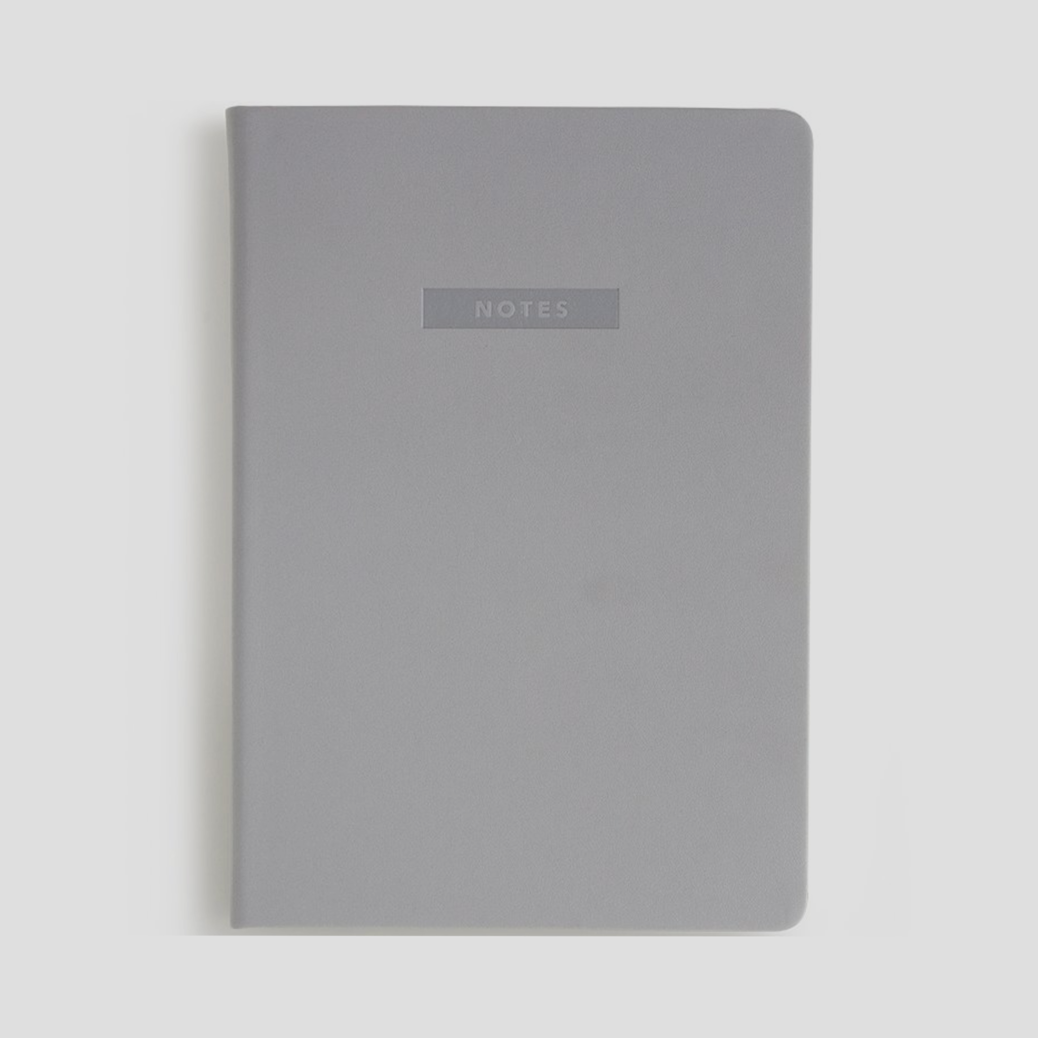 Notes Journal - Grey