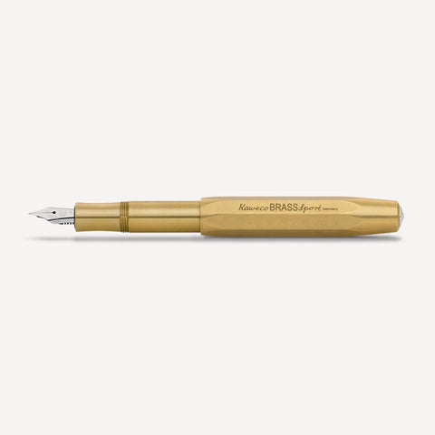 Kaweco Sport Fountain Pen - Brass