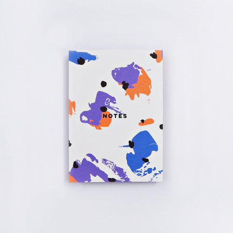 A6 Notebook - Spot Palette