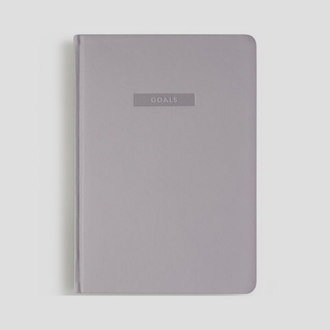 Goals Journal - Grey
