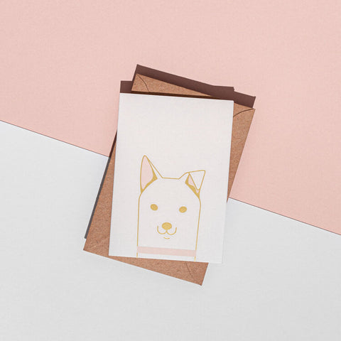 Dog Foil Small