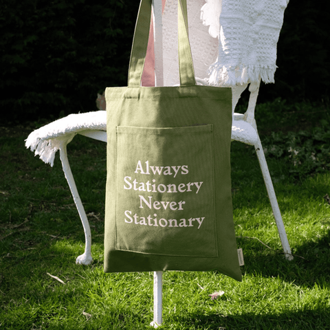 Always Stationery Tote Bag