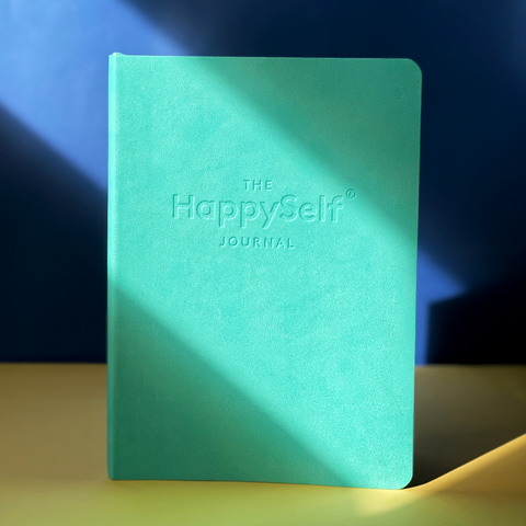 HappySelf Junior Journal - Turquoise