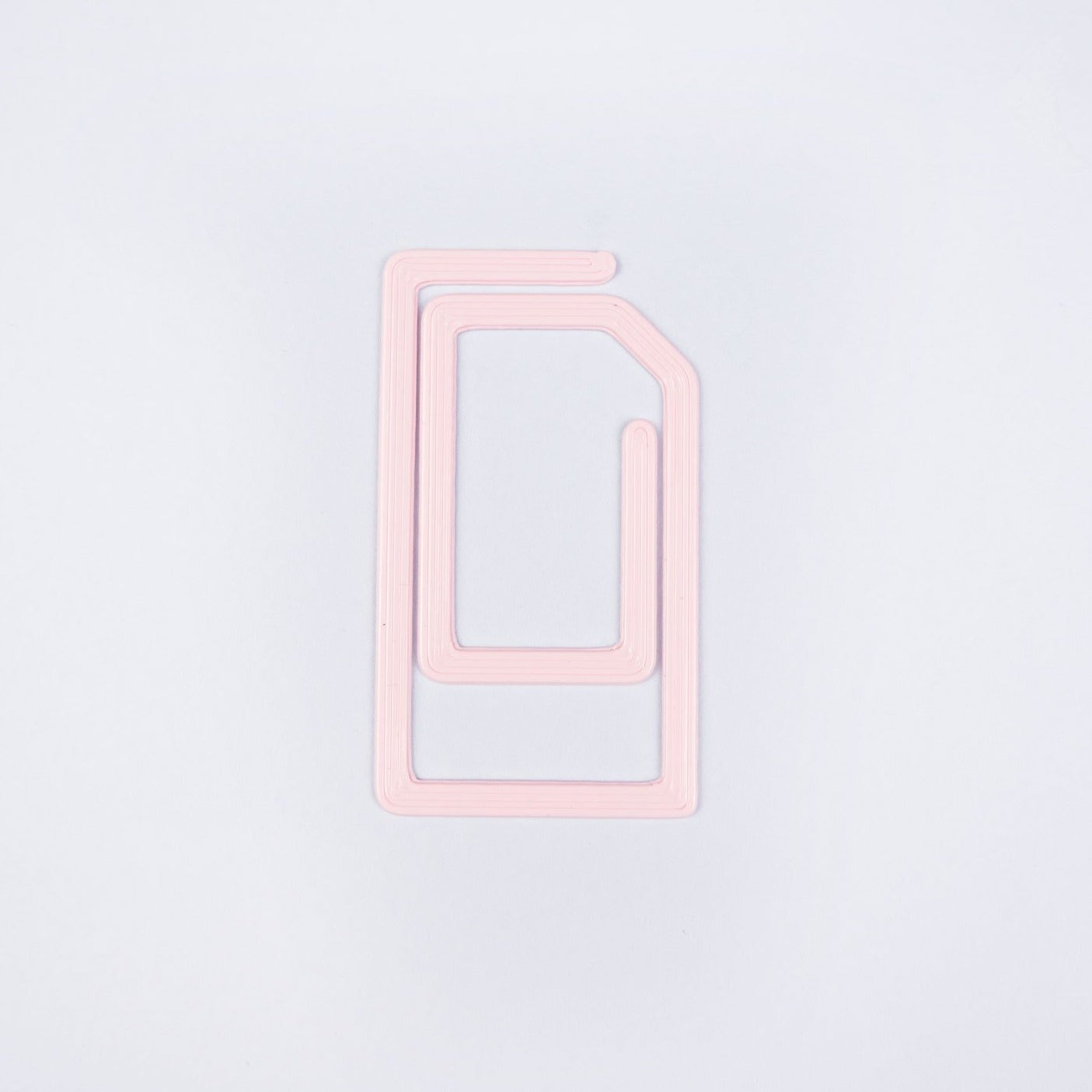 Logo Bookmark - Pink