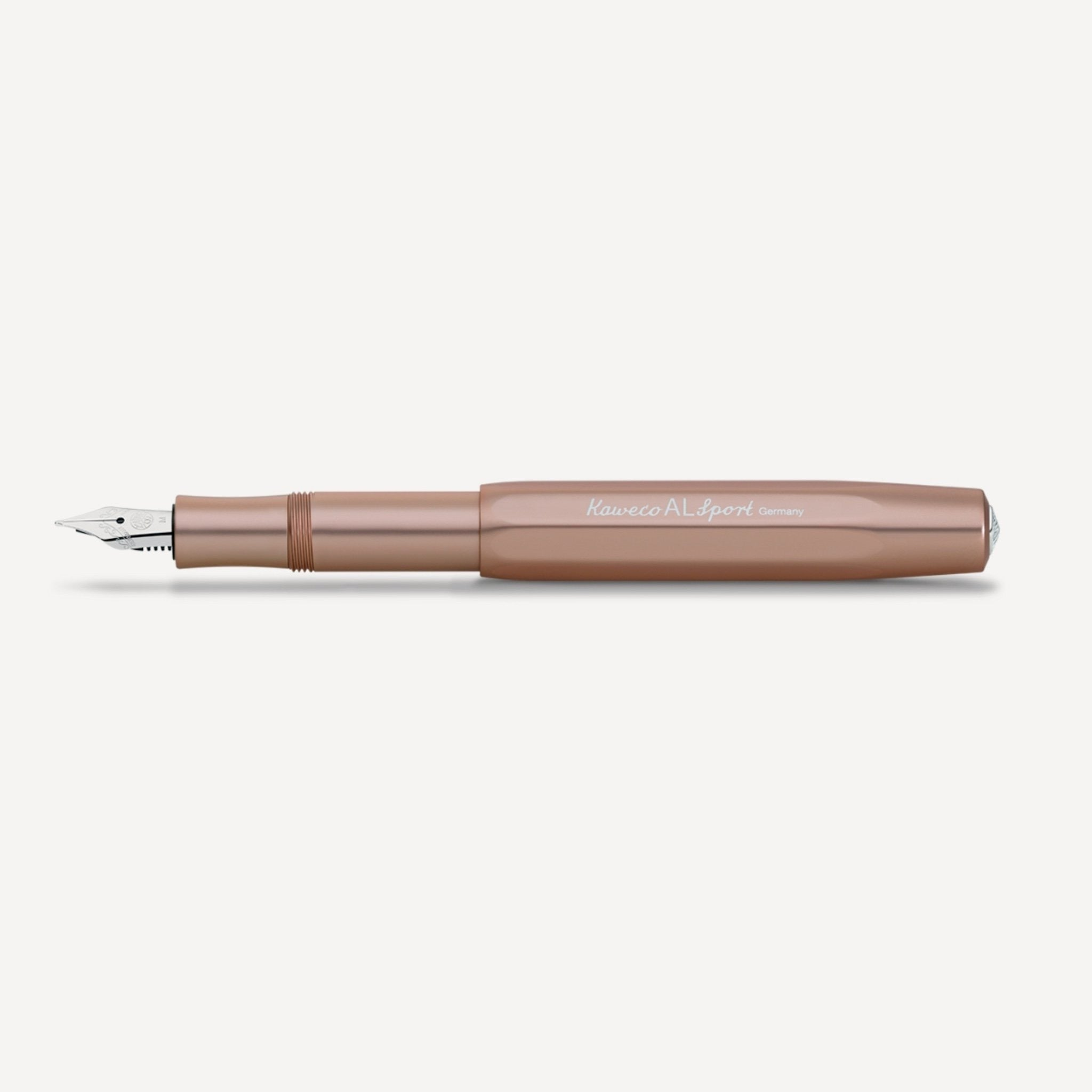 Kaweco Aluminium Sport Fountain Pen - Rose Gold