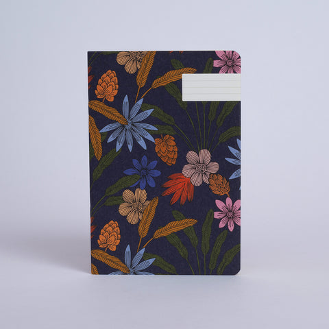 A5 Notebook - Luxuriance