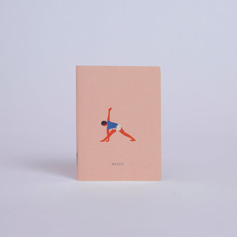 Mini Notebook - Yoga