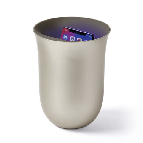 Oblio Wireless Charger - Gold