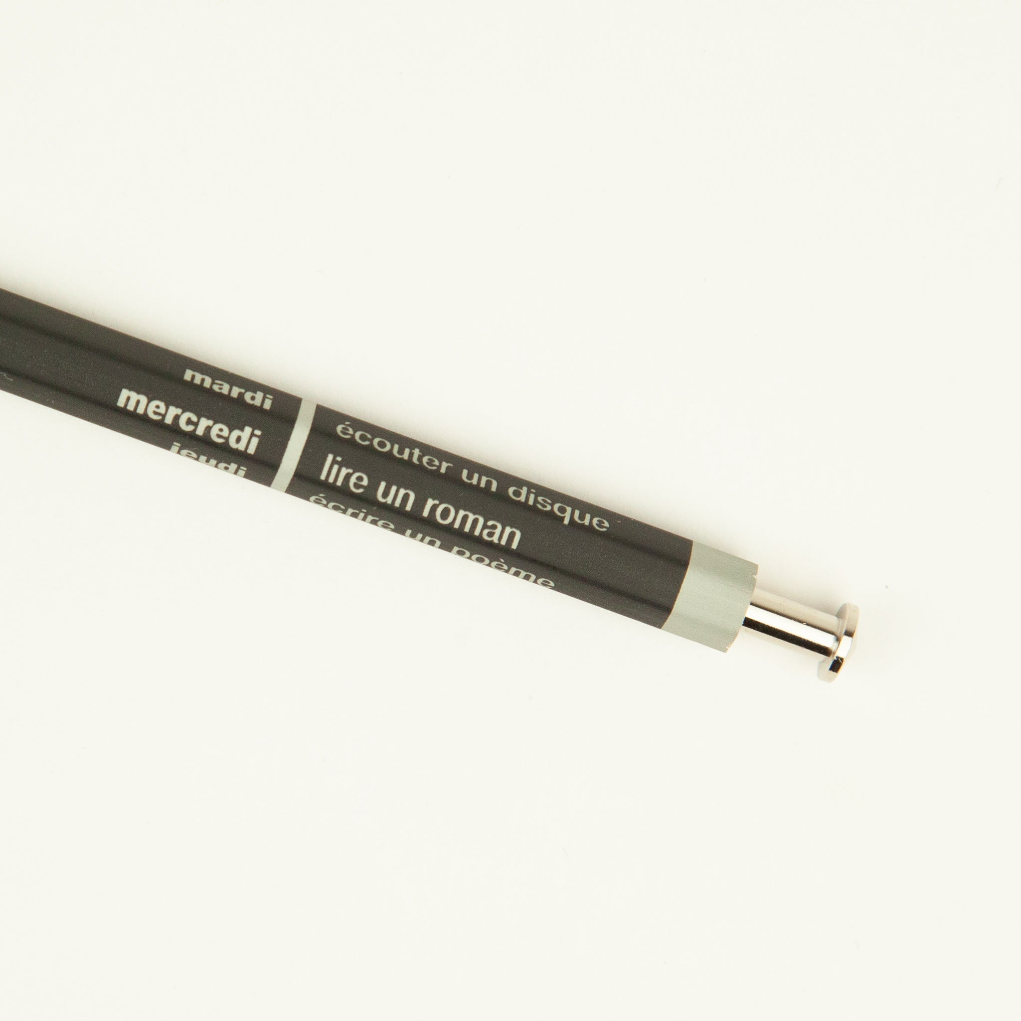 Days Ballpoint Pen - Black