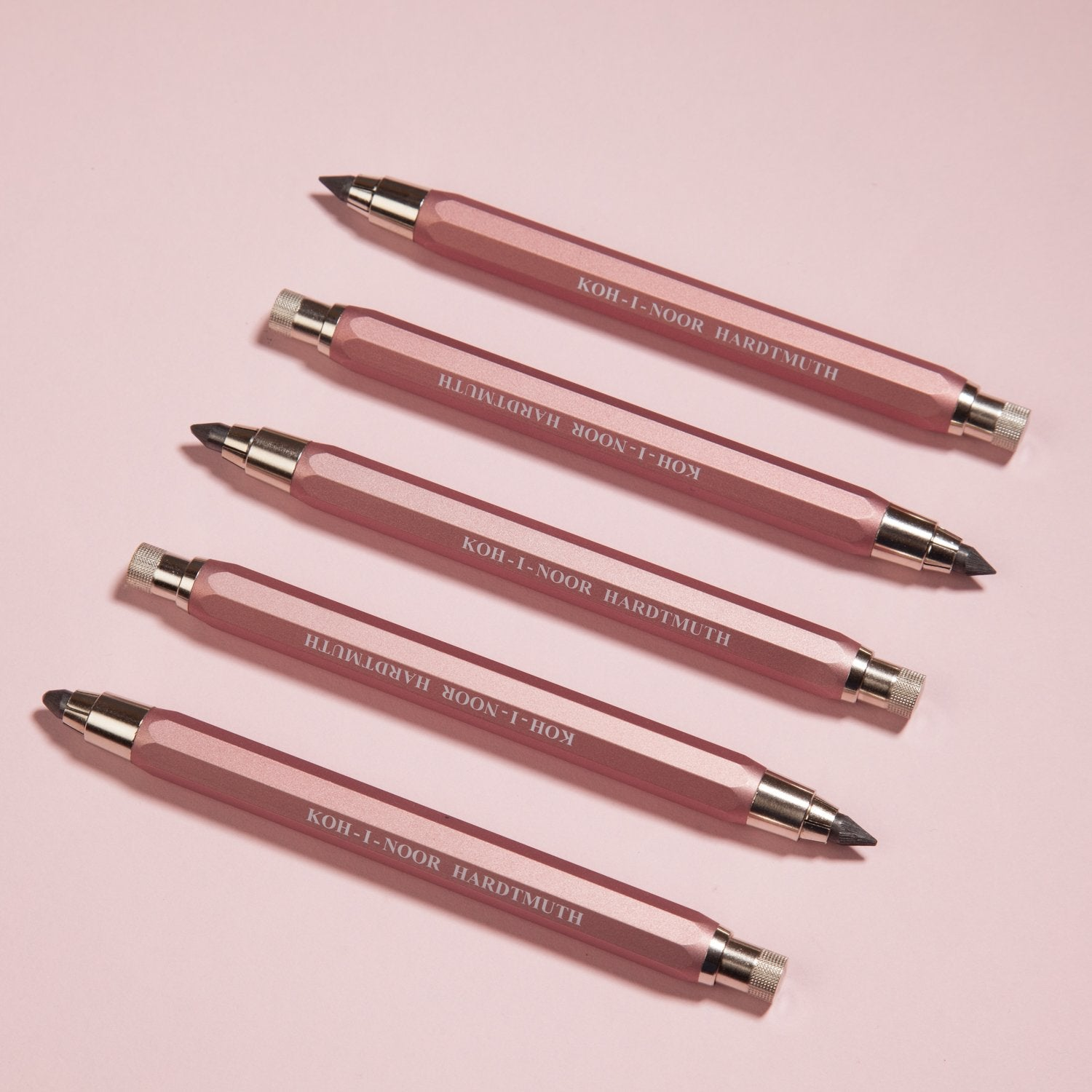 Chunky Mechanical Pencil - Pink
