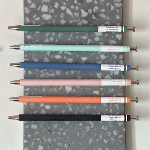Colors Gel Pen - Refill