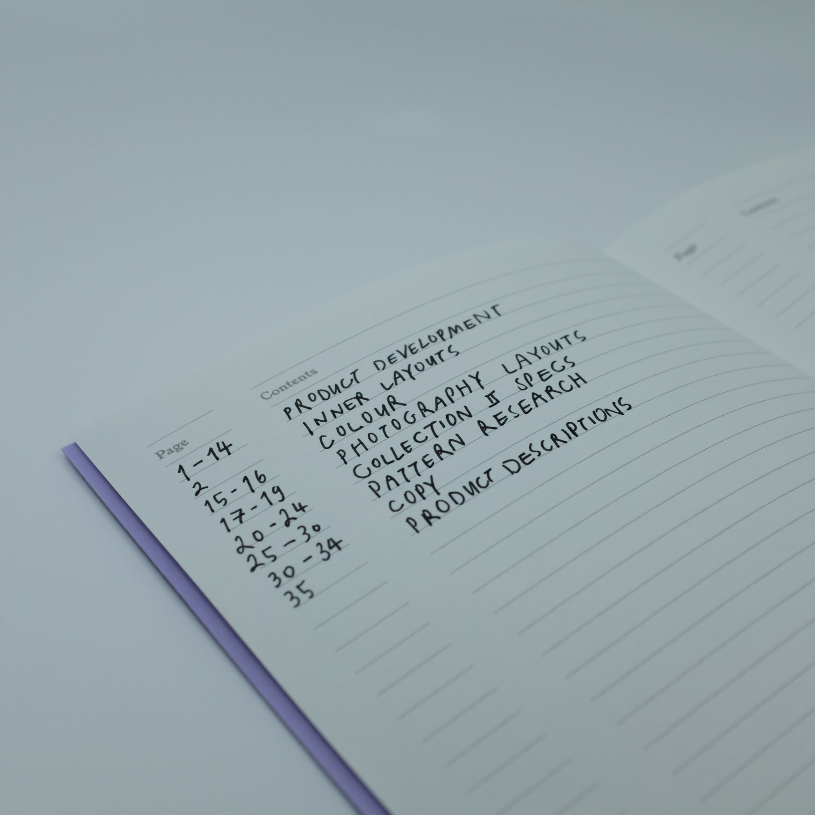 Cowrie Notebook