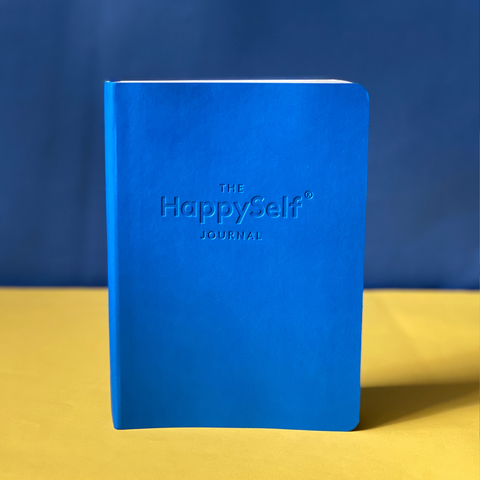HappySelf Teen Journal - Cobalt Blue