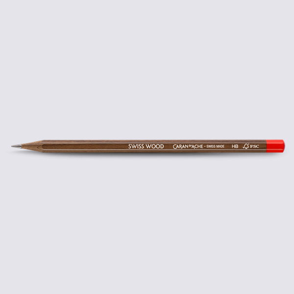 Swiss Wood Pencil - HB