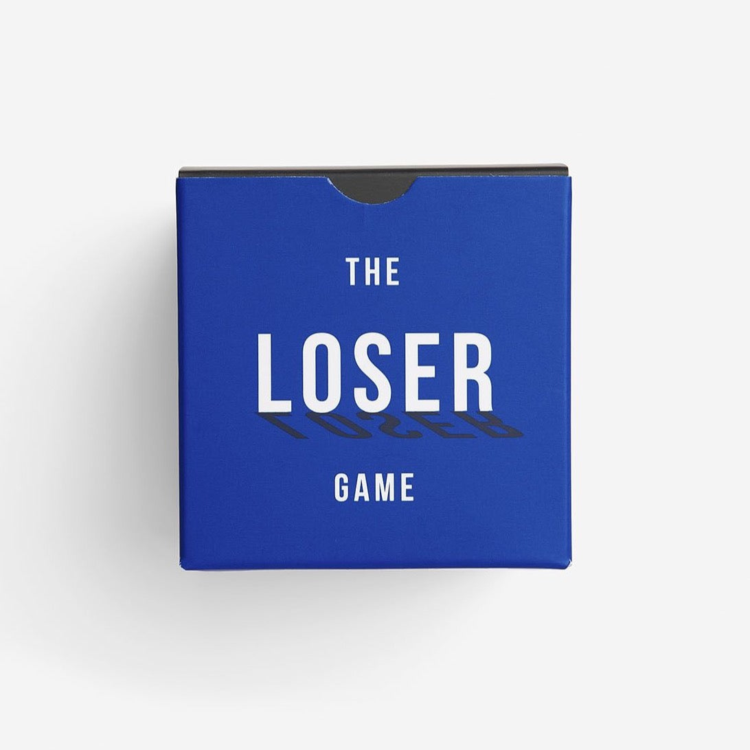 The Loser Game