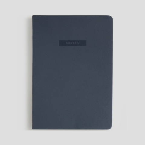 Notes Journal - Navy