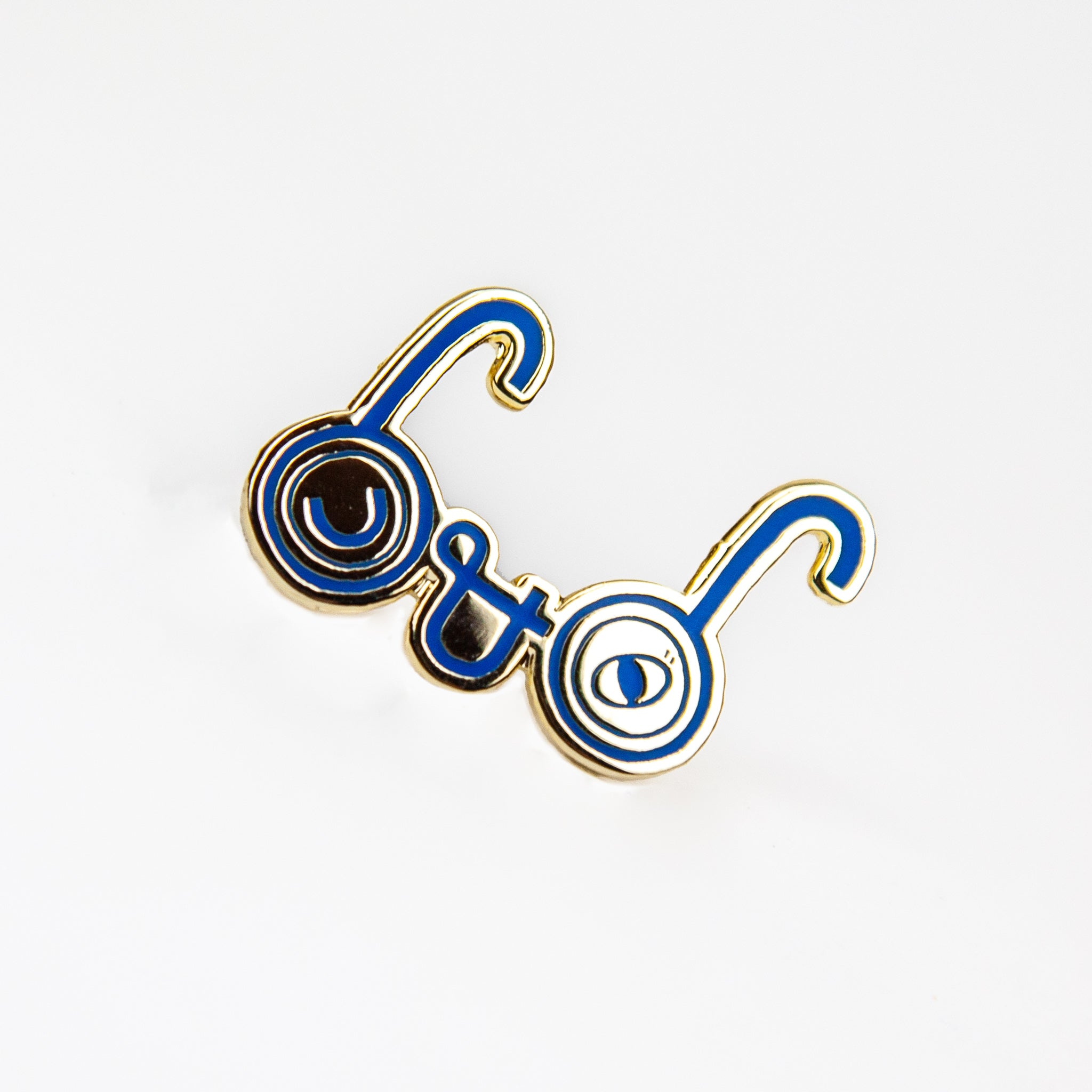 U & I Pin Badge