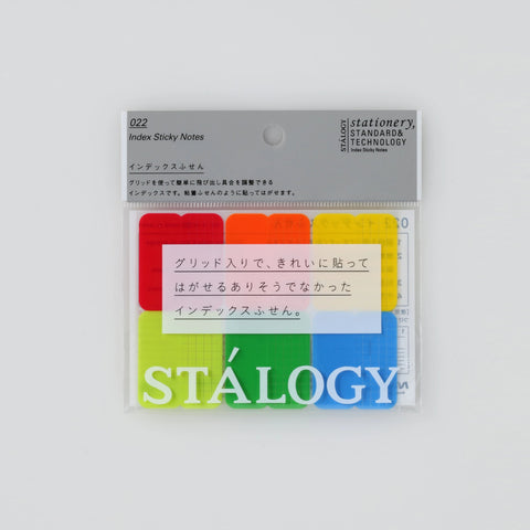 Index Sticky Notes